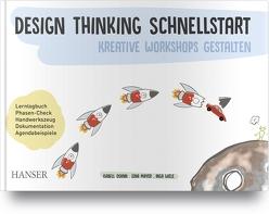 Design Thinking Schnellstart von Mayer,  Lena, Osann,  Isabell, Wiele,  Inga