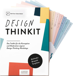 Design Thinkit von Ackerschott,  Pascal, Böhnke,  Katharina, Robold,  Hannah