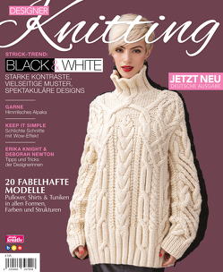Designer Knitting: Strick-Trend: BLACK & WHITE von Buss,  Oliver