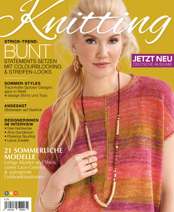 Designer Knitting: Strick-Trend: BUNT von Buss,  Oliver