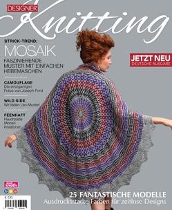 Designer Knitting: Strick-Trend: MOSAIK von Buss,  Oliver