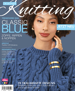 Designer Knitting: Trendfarbe 2020: CLASSIC BLUE von Buss,  Oliver