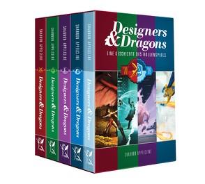 Designers & Dragons von Appelcline,  Shannon