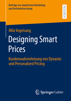 Designing Smart Prices von Vogelsang,  Mila
