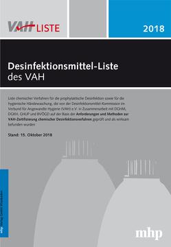 Desinfektionsmittel-Liste des VAH
