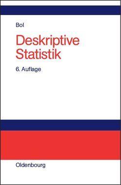 Deskriptive Statistik von Bol,  Georg
