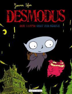 Desmodus der Vampir Bd. 1 von Lottenburger,  Jana, Sfar,  Joann, Ulrich,  Johann