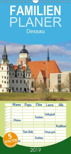 Dessau – Familienplaner hoch (Wandkalender 2019 , 21 cm x 45 cm, hoch) von LianeM