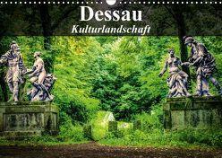 Dessau – Kulturlandschaft (Wandkalender 2018 DIN A3 quer) von Bösecke,  Klaus