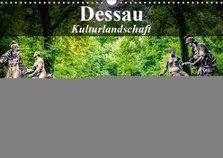 Dessau – Kulturlandschaft (Wandkalender 2019 DIN A3 quer) von Bösecke,  Klaus