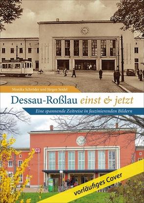 Dessau-Roßlau einst und jetzt von Schröder,  Monika, Seidel,  Jürgen
