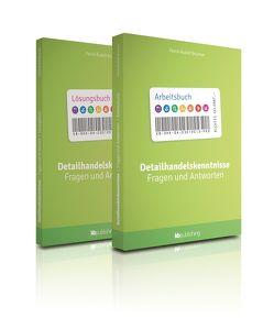 Detailhandelskenntnisse – Fragen und Antworten von Brunner,  Patrik R.