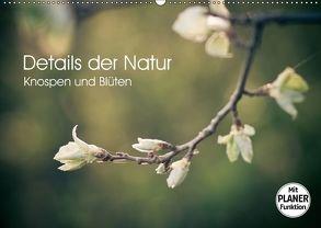 Details der Natur – Knospen und Blüten (Wandkalender 2018 DIN A2 quer) von Dobrindt,  Jeanette