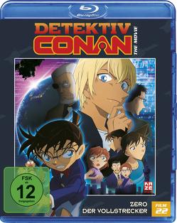 Detektiv Conan – 22. Film: Zero der Vollstrecker – Blu-ray von Tachikawa,  Yuzuru