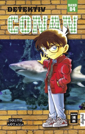 Detektiv Conan 84 von Aoyama,  Gosho, Shanel,  Josef