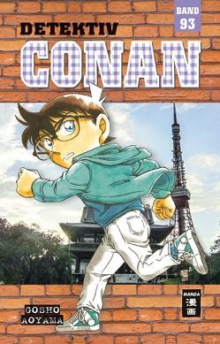 Detektiv Conan 93 von Aoyama,  Gosho, Shanel,  Josef