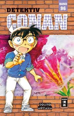Detektiv Conan 96 von Aoyama,  Gosho, Shanel,  Josef