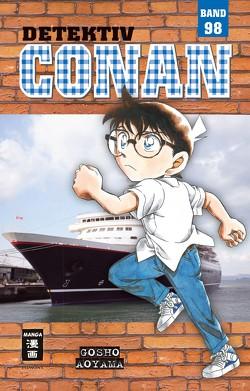 Detektiv Conan 98 von Aoyama,  Gosho, Shanel,  Josef
