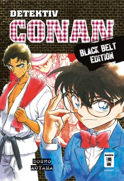 Detektiv Conan – Black Belt Edition von Aoyama,  Gosho, Shanel,  Josef