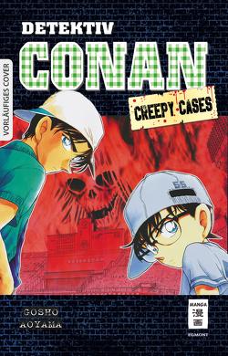 Detektiv Conan – Creepy Cases von Aoyama,  Gosho