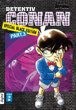 Detektiv Conan Special Black Edition – Part 3 von Aoyama,  Gosho, Shanel,  Josef