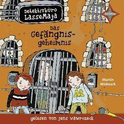 Detektivbüro LasseMaja – Das Gefängnisgeheimnis von Doerries,  Maike, Wawrczeck,  Jens, Widmark,  Martin