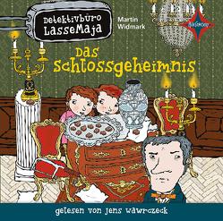 Detektivbüro LasseMaja – Das Schlossgeheimnis von Doerries,  Maike, Wawrczeck,  Jens, Widmark,  Martin