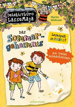 Detektivbüro LasseMaja – Das Sommergeheimnis von Doerries,  Maike, Widmark,  Martin, Willis,  Helena