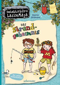 Detektivbüro LasseMaja – Das Strandgeheimnis (Detektivbüro LasseMaja, Bd. 33) von Doerries,  Maike, Widmark,  Martin, Willis,  Helena