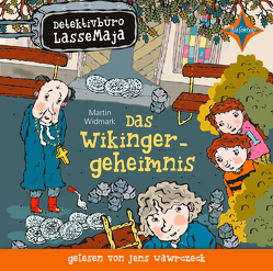 Detektivbüro LasseMaja – Das Wikingergeheimnis von Doerries,  Maike, Wawrczeck,  Jens, Widmark,  Martin