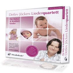 Detlev Jöckers Liederquartett: Für Babys und Krabbelkinder von Jöcker,  Detlev