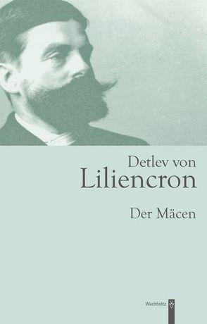 Detlev von Liliencron von Liliencron,  Detlev von, Pabst,  Philipp
