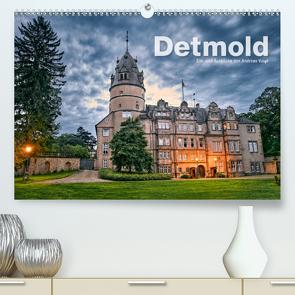 Detmold – Ein- und Ausblicke von Andreas Voigt (Premium, hochwertiger DIN A2 Wandkalender 2020, Kunstdruck in Hochglanz) von Voigt,  Andreas