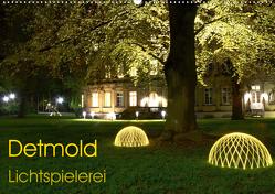 Detmold Lichtspielerei (Wandkalender 2021 DIN A2 quer) von Witzel,  Christine