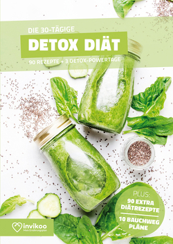 Detox Diätplan – Ernährungsplan zum Abnehmen für 30 Tage von Kmiecik,  Peter