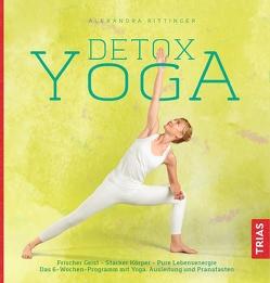 Detox-Yoga von Rittinger,  Alexandra