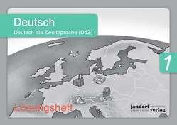 Deutsch 1 (DaZ) (Lösungsheft) von Wachendorf,  Anja, Wachendorf,  Peter
