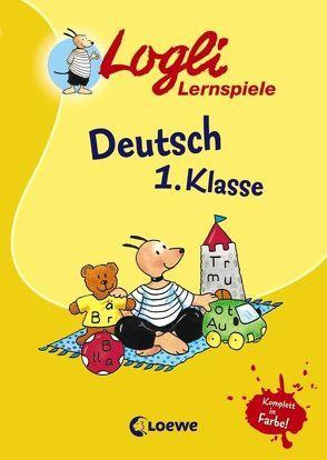 Deutsch 1. Klasse von Beurenmeister,  Corina, Krause,  Erich, Prokopp,  Ursula, Voigt,  Silke
