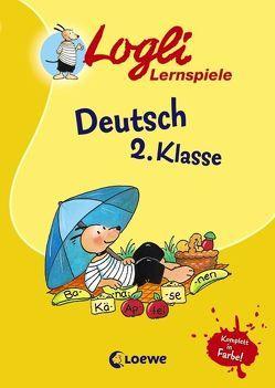 Deutsch 2. Klasse von Beurenmeister,  Corina, Krause,  Erich, Prokopp,  Ursula, Voigt,  Silke