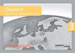 Deutsch 3 (DaZ) (Lösungsheft) von Wachendorf,  Anja, Wachendorf,  Peter