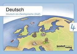Deutsch 4 (DaZ) von Wachendorf,  Anja, Wachendorf,  Peter