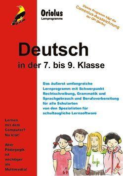Deutsch 7. bis 9. Klasse – Einzellizenz