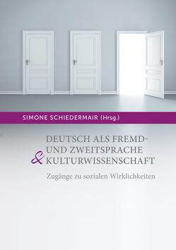 Deutsch als Fremd- und Zweitsprache & Kulturwissenschaft von Schiedermair,  Simone