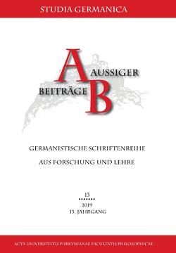 Deutsch als Fremdsprache von Bergerová,  Hana, Lüger,  Heinz-Helmut, Schuppener,  Georg