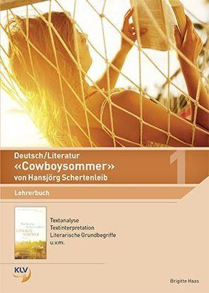 Deutsch – Cowboysommer von Haas,  Brigitte