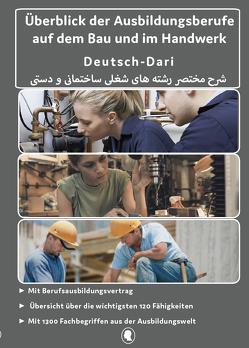 Deutsch- Dari Überblick der Ausbildungsberufe auf dem Bau und im Handwerk Band 2