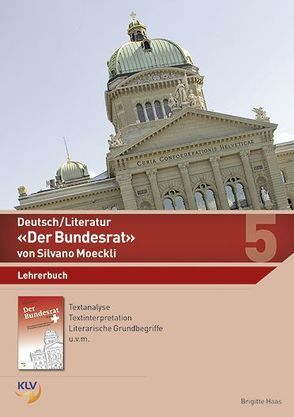 Deutsch – Der Bundesrat von Haas,  Brigitte