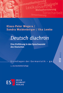 Deutsch diachron von Lemke,  Ilka, Waldenberger,  Sandra, Wegera,  Klaus-Peter