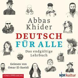 Deutsch für alle von El-Saeidi,  Omar, Khider,  Abbas
