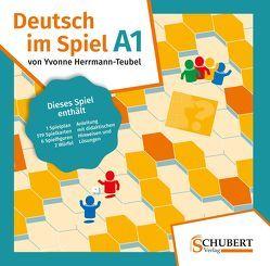 Deutsch im Spiel A1 von Herrmann-Teubel,  Yvonne